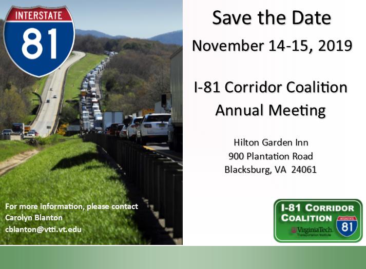 I-81 Corridor Coalition